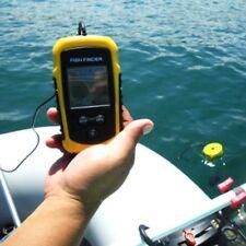 Fish Finder Depth Finder Sonar Alarm Marine Boat Fishfinder Navigation Tools US