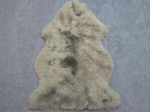 Dyed Australian Sheepskin: Pewter: Gallery Item (78-7008-G02)