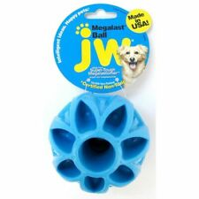 "LM JW Pet Megalast Rubber Dog Toy - Ball Large - 4"" Diameter"