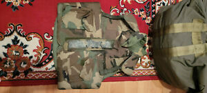 Camouflage Body Armor Fragmentation Protective Vest Ground Troops medium size