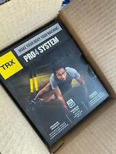 TRX PRO4  suspension training system.