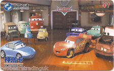 Phone Card: China Satcom - Disney-Pixar Cars: Courtroom Scene (New/Sld)