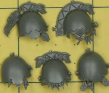 Warhammer 40K Space Marines Space Wolves Wolf Guard Terminator Shoulder Pads (B)