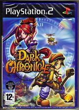 PS2 Dark Chronicle, UK Pal Format French Edition, Brand New Sony Factory Sealed