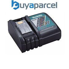 Makita DC18RC 18v 22min Intelligent Rapide Lithium Chargeur Batterie Noir DC18RA