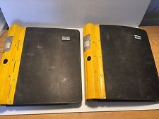 Atlas Copco Roc D7 Lm Hydraulic Track Drill Parts Manual Catalog 2 Volume Set