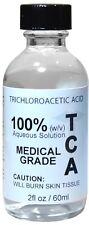 100% T C A 2oz Chemical Peel Kit  - Tattoos, Skin Tags, Warts, Moles
