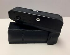Canon Power Winder A Automatic Motor Drive With Leather Case