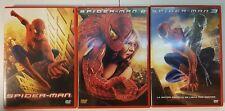 PELICULA DVD PACK TRILOGIA SPIDERMAN 1+2+3