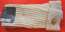 German Traditional Trachtensocks Kneehigh Lederhosen Dirndl Off White Heart 8-10