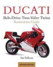 Ducati Belt-Drive Two-Valve Twins Motorcycle Restorati