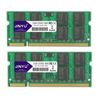 Jinyu Ddr2 800Mhz 1.8V 240Pin Ram Memory For Laptop Q9F9