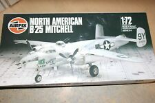 AIRFIX 1:72 NORTH AMERICAN B-25 MITCHELL        04005