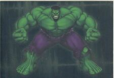 The Incredible Hulk [2003] Gamma Ray Chase Card #5