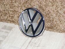 orig.Emblem Kühlergrill Kühlergrillemblem Chrom VW Golf Jetta 2 Golf 1 Cabrio
