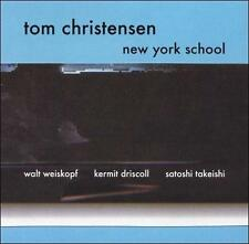 Tom Christensen - New York School [CD New]