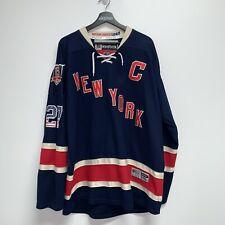 Reebok NY Rangers NHL 85th Anniversary Jersey #27 Ryan McDonagh Hockey Size XXXL