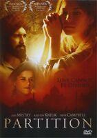 Partition (DVD, 2008) New, Sealed, Aarya Babbar, Irrfan Khan, John Light,