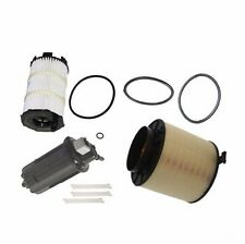 Audi S-5 4.2 (08-11) Air Oil Fuel Filter KIT (3pc) Engine Intake Cleaner Petrol
