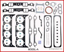 COMPLETE FULL SET V8 GK MARINE CHEV 30 MERCRUISER OMC M305-L
