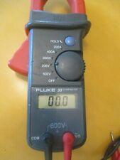 Fluke 30 Clamp Meter 600 V
