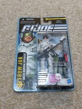 Hasbro G.I. Joe The Pursuit of Cobra Snow Job Action Figure 3.75 Inches