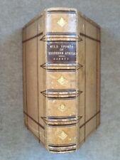 The Wild Sports Of Southern Africa - Cornwallis Harris - 1852 - Colour Plates