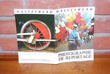 REVUE HASSELBLAD PHOTOGRAPHIE DE REPORTAGE 04/1975