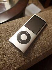 Apple iPod nano 5th Generation Gray (8 GB) Used.