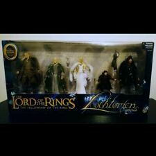 LORD OF THE RINGS LOTHLORIEN GIFT PACK  | Rare Action Figure Set by Toybiz | NEW