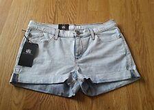 Rock and Republic Women girl Denim shorts size 12 Misses New Original retail 58$