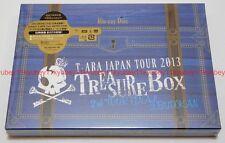 New T-ARA JAPAN TOUR 2013 TREASURE BOX 2nd TOUR FINAL IN BUDOKAN Limited Blu-ray