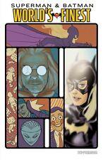 DC PREMIUM 68 HC: SUPERMAN & BATMAN WORLD´S FINEST Variant-Hardcover lim.222 Ex.