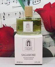 Sagamore Pour Homme EDT Spray 2.0 Oz. La Collection. NTIB By Lancom