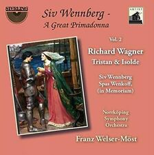 SIV WENNBERG-A GREAT PRIMADONNA VOL.2, New Music