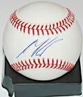 SETH BEER signed (ARIZONA DIAMONDBACKS) OML Official Major League baseball W/COA