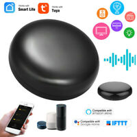 Tuya Smart WiFi IR Remote Control Work w/ Alexa Google Home Assistant Smartphone