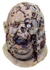 Morris Costumes Full Over Head Latex Fester Zombies Adult Mask One Size. MATT100