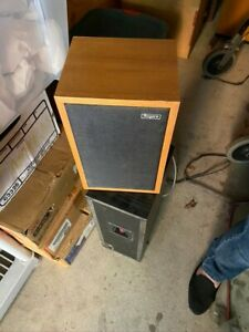 Rogers Sound Labs ls3/5a monitor loudspeaker
