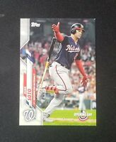 2020 Topps Opening Day JUAN SOTO PHOTO VARIATION SSP IMAGE SP #27 Nationals READ