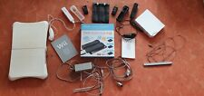 !!! Nintendo Wii + 6 Spiele + Wii Board + Induktionladestation - LESEN !!!