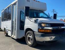 2008 Chevy Shuttle Bus W Handicap Lift 6.6 Duramax Diesel