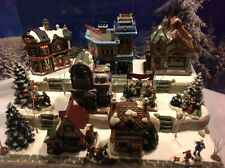 Department 56 Christmas Village Display.Lemax Display In Other Department 56 Collectibles For Sale