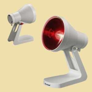 Efbe Schott Infrarot-Lampe SC IR 812 N - 150 Watt - Rotlichtlampe - Wärmelampe