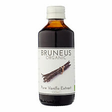 Pure Vanilla Extract USDA Organic, Kosher, Vegan, Gluten & Allergen Free 100ML