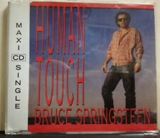 BRUCE SPRINGSTEEN - HUMAN TOUCH 6,28-SOULS OF THE DEPARTED 4,14 cds nuovo 3track