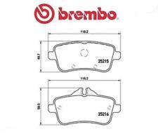 P50099 Kit pastiglie freno, Freno a disco (MARCA-BREMBO)
