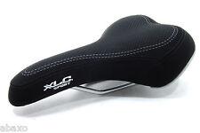 XLC Comfy Sport Men's Bicycle Saddle Black