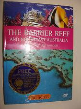 Ad Sample DVD The Barrier Reef  Northeast Australia Land Natural Wonders NEW