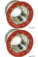 Honda TRX 450R 400EX  Rear Wheels  Beadlock 9x8  3+5  4/110  Alba   S/R